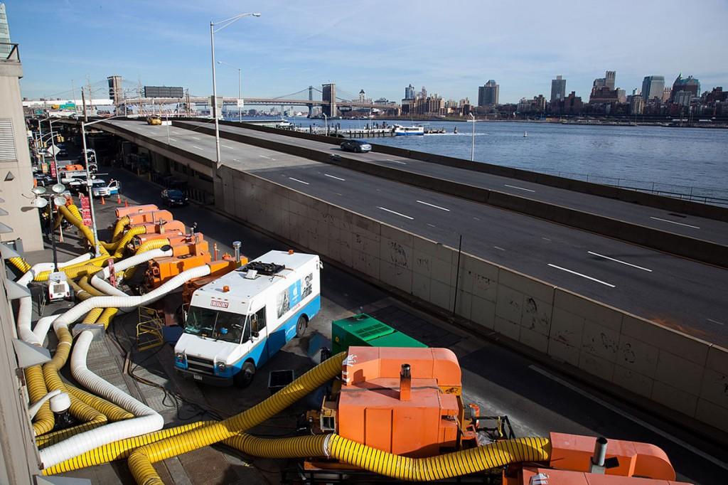 FEMA New York, NY - Dec. 6, 2012