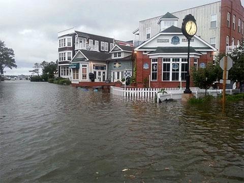 Hurricane Arthur 2014