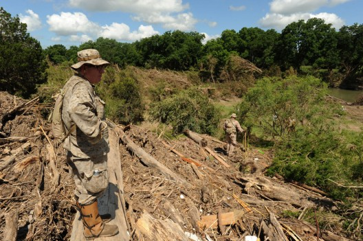 Memorial Day 2015 Flooding in Texas and Oklahoma