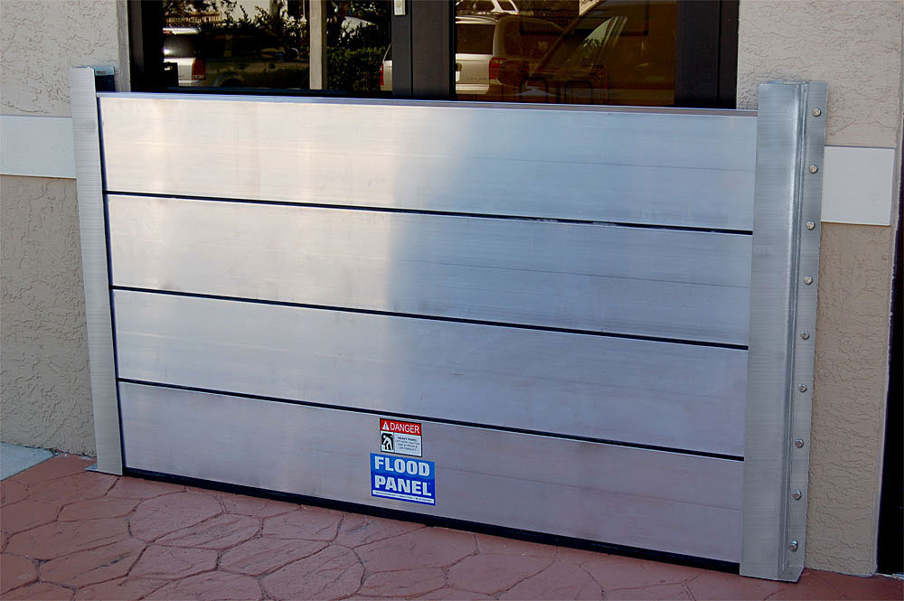 Flood Barrier Usa Presented By Flood Panel Flood Barriers
